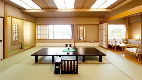 Special Japanese-style Rooms