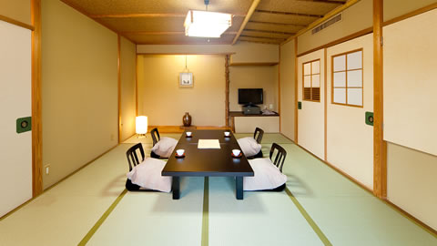 Standard Japanese-style Rooms